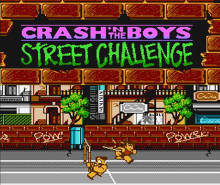 Crash'n the Boys Street Challenge sur WiiU