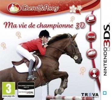 Ma Vie de Championne 3D sur 3DS