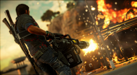 Just Cause 3 fait le plein d'images !