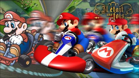 Super Mario Kart : Il Etait Une Fois Mario Kart