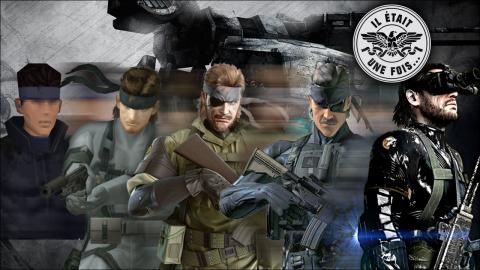 Il était une fois : Metal Gear Solid