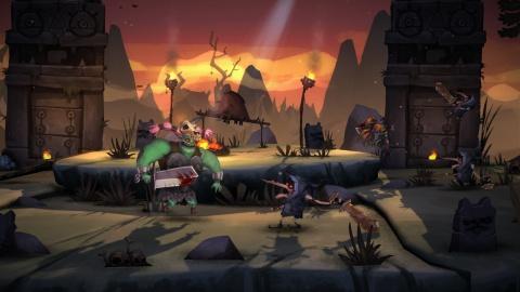 Zombie Vikings - Un beat them all mortel par les auteurs de Stick It to The Man !