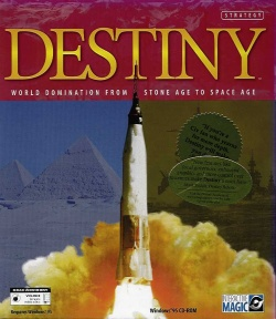 Destiny : World Domination From Stone Age To Space Age sur PC