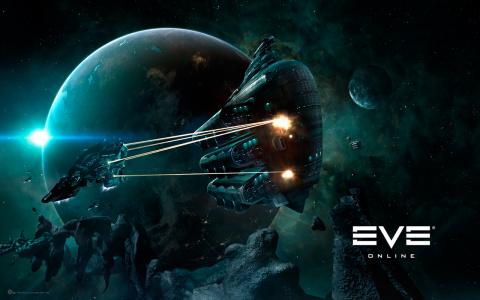 EVE Online sur Mac