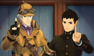 The Great Ace Attorney: Deux témoins à la barre