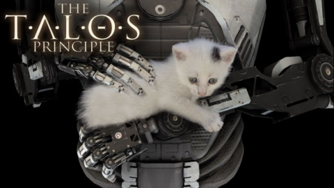 Jaquette de The Talos Principle