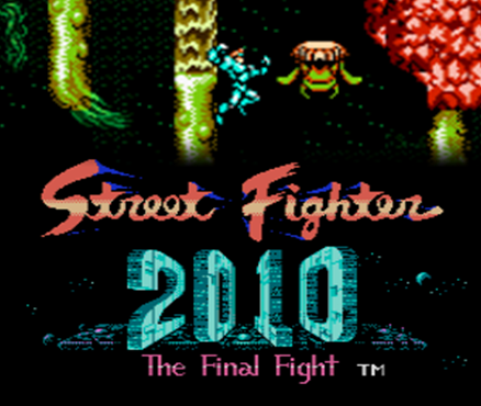 Street Fighter 2010 : The Final Fight