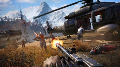 Far Cry 4 : Du permadeath dans le DLC