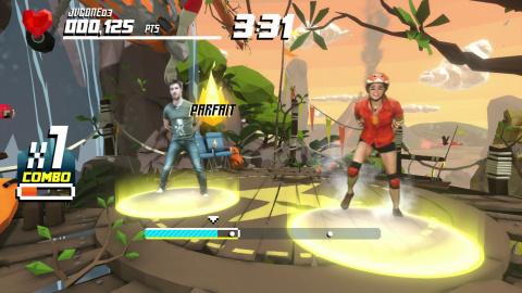 Shape Up : Ubi se lance avec succès dans le jeu de fitness