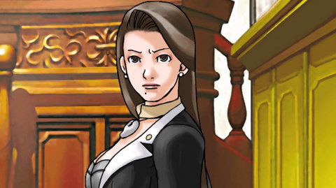 Jaquette de Phoenix Wright : Ace Attorney Trilogy sur 3DS