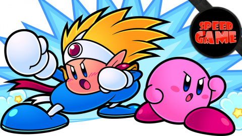 Speed Game : On essaye de terminer Kirby Super Star Ultra en 27 minutes