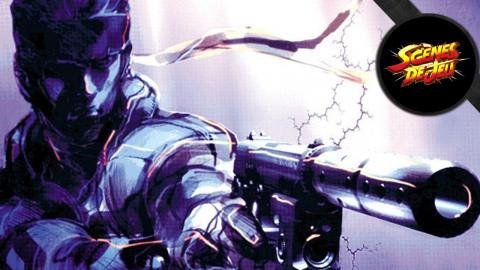 Metal Gear Solid : Kojima brise l'écran