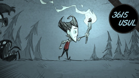 Don't Starve : [R&D] Usul Passion : Don't Starve