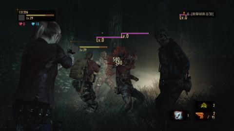 Resident Evil : Revelations 2, le mode Commando en images