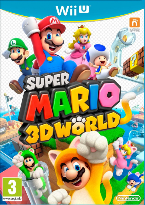 Super Mario 3D World sur WiiU