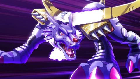 Digimon Story : Cyber Sleuth - Aux frontières du réel sur PS4