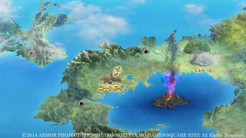Dragon Quest Heroes se montre