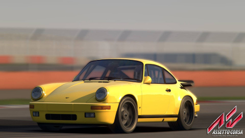 RUF CTR Yellowbird disponible dans Assetto Corsa !