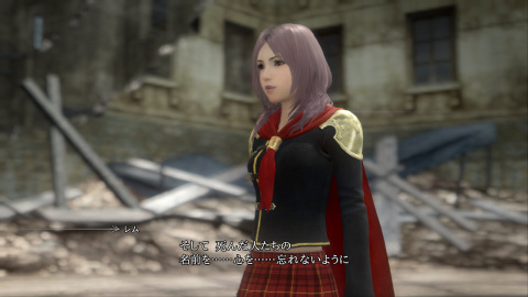 Quelques nouvelles images de Final Fantasy Type-0 HD