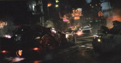 Batman Arkham Knight revient en images
