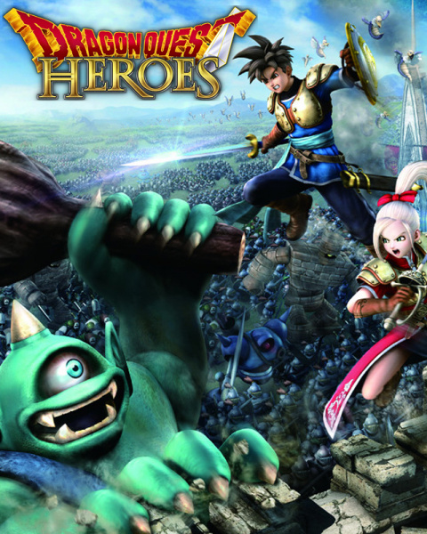 Dragon Quest Heroes sur PS3