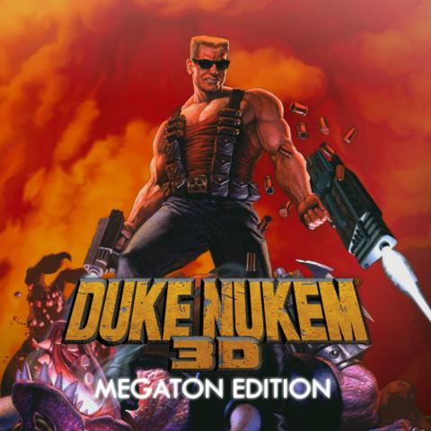 Duke Nukem 3D : Megaton Edition sur Vita