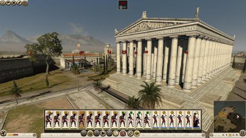Total War : Rome 2 - Le Courroux de Sparte : Un DLC un poil décevant
