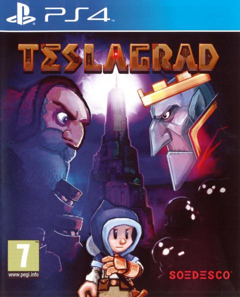 Teslagrad sur PS4