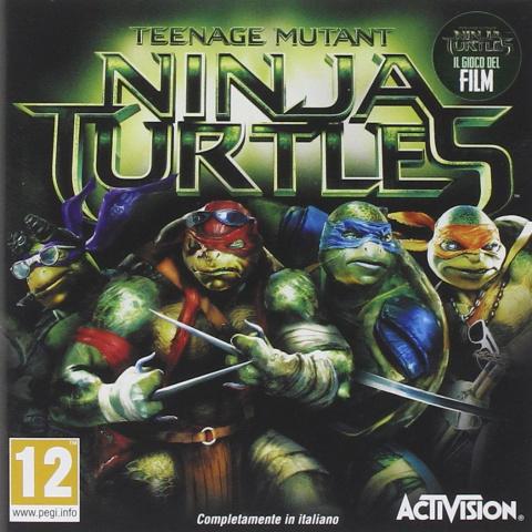 Teenage Mutant Ninja Turtles sur 3DS