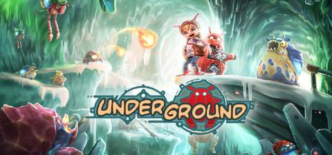 Underground sur WiiU