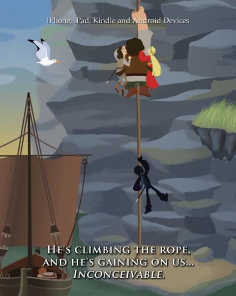 The Princess Bride : Un jeu mobile adapté du film