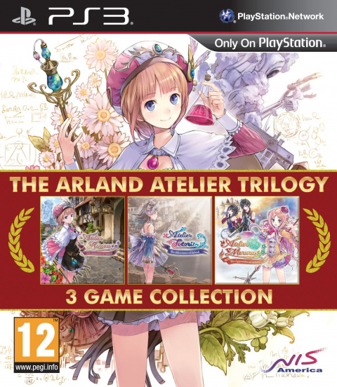 The Arland Atelier Trilogy bientôt en Europe