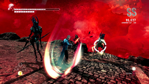 Quelques images de DmC Devil May Cry : Definitive Edition