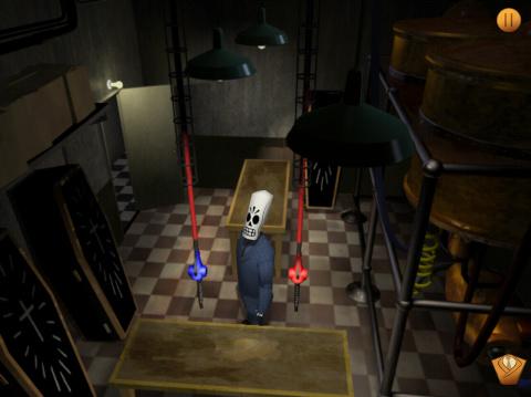 Grim Fandango Remastered : Graphismes affinées, bande-son réorchestrée