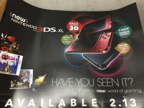 New Nintendo 3DS : Des indices sur le prix et la date de sortie ?