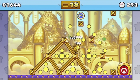 Mario vs Donkey Kong : Tipping Stars annoncé en cross-buy sur Wii U et 3DS