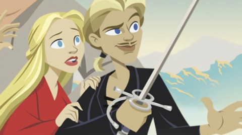 The Princess Bride : des mini-jeux pour un grand film sur iOS