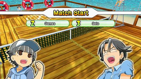 Family Tennis SP : Le jeu s'offre une version Switch et annonce sa date de sortie