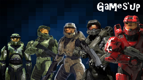 Le Games'Up de la série Halo