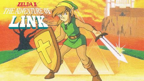 Jaquette de Zelda 2 : The Adventure of Link - Ne le sous-estimez pas