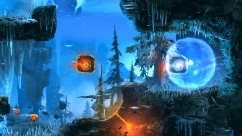 Ori and the Blind Forest - Forlorn Ruins
