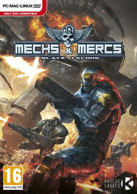 Mechs and Mercs: Black Talons