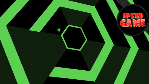 Speed Games : Deux défis sur Super Hexagon