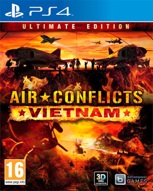 Air Conflicts : Vietnam Ultimate Edition sur PS4