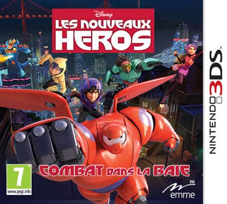 Les Nouveaux Héros adapté sur 3DS et DS