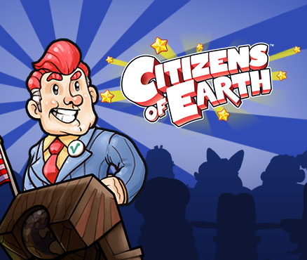 Citizens of Earth sur PS4