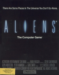 Alien sur C64