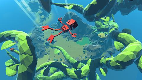 Grow Home, nouveau projet expérimental d'Ubisoft