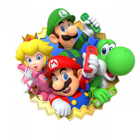 Mario Party 10 en quelques artworks