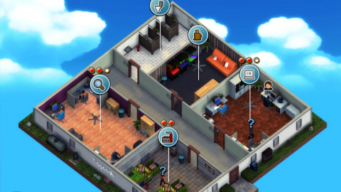 Mad Games Tycoon - Quand Game Dev Tycoon rencontre Theme Hospital